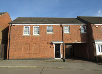 Thumbnail 2 bed property for sale in Burdock Way, Desborough, Kettering
