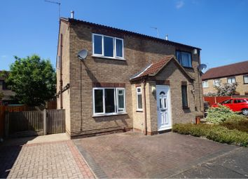 Thumbnail 3 bed semi-detached house for sale in Plover Grove, Lincoln