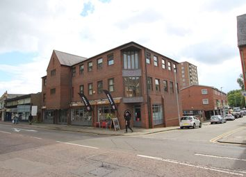 Thumbnail 2 bed flat to rent in Bromham Road, Bedford