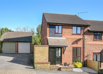 Thumbnail 3 bed semi-detached house to rent in Kestrel Close, Winchester, Hampshire