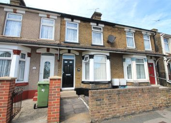 Thumbnail 3 bed terraced house for sale in Crown Road, Sittingbourne, Kent