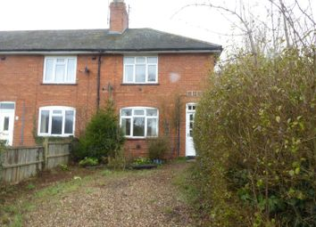 Thumbnail 3 bed terraced house for sale in Bytham Road, Creeton, Grantham