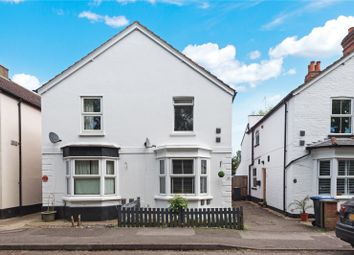 Thumbnail 2 bed semi-detached house for sale in Ongar Road, Addlestone, Surrey