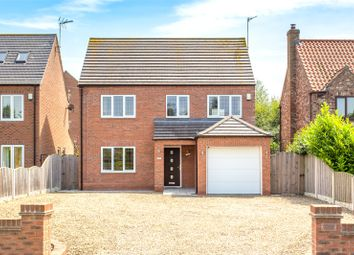 Thumbnail 5 bedroom detached house for sale in York Road, Cliffe, Selby, North Yorkshire