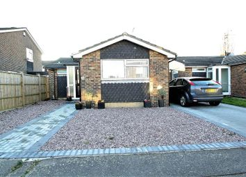 Thumbnail 2 bed bungalow for sale in Kithurst Crescent, Goring By Sea, Worthing