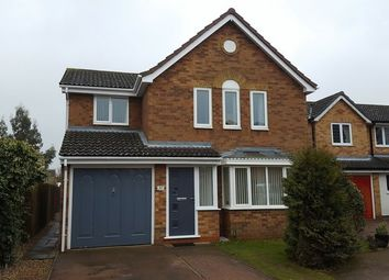 Thumbnail 4 bedroom detached house for sale in Deben Valley Drive, Kesgrave, Ipswich