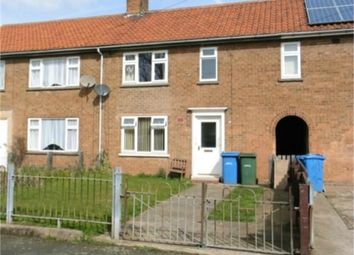 Thumbnail 2 bed town house for sale in Beech Grove, Carlton-In-Lindrick, Worksop, Nottinghamshire