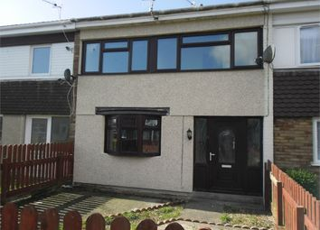 Thumbnail 3 bed terraced house to rent in Biddulph Estate, Llanelli, Carmarthenshire