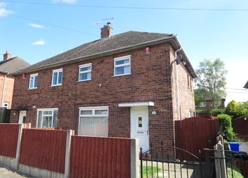 Thumbnail 2 bed semi-detached house for sale in Hollings Street, Fenton, Stoke-On-Trent