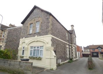 Thumbnail 1 bed flat for sale in Severn Road, Weston-Super-Mare