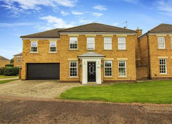 Thumbnail 6 bed detached house for sale in Denewood, Forest Hall, Tyne And Wear