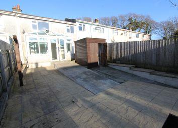 Thumbnail 3 bed terraced house for sale in Killigrew Road, Liskeard