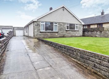 Thumbnail 3 bed bungalow for sale in Heol Yr Ysgol, Coity, Bridgend.