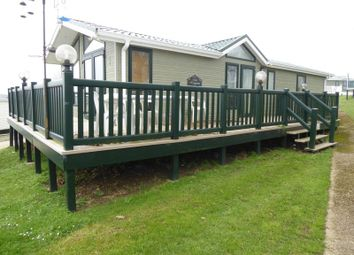 Thumbnail 3 bed property for sale in Nodes Point Holiday Park, Ryde