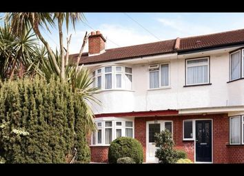 Thumbnail 3 bed terraced house to rent in Drake Road, Harrow, London
