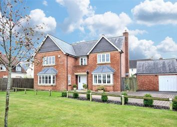 Thumbnail 5 bedroom detached house for sale in Nocton Road, Wroughton, Swindon