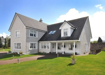 Thumbnail 5 bedroom detached house to rent in Chestnut Court, Muirton, Auchterarder