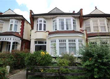 Thumbnail 1 bed flat to rent in Burford Gardens, Palmers Green