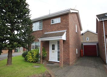 Thumbnail 3 bed detached house for sale in Spruce Avenue, Ormesby, Great Yarmouth