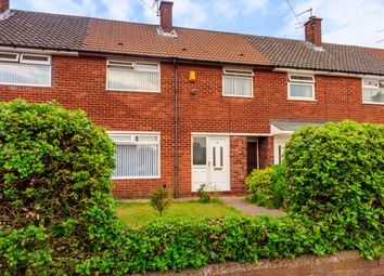 Thumbnail 3 bed terraced house for sale in Abberley Road, Hunts Cross, Liverpool
