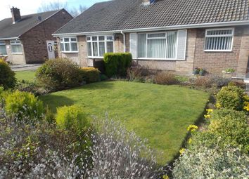 Thumbnail 2 bed semi-detached bungalow for sale in Masterton Drive, Stockton-On-Tees