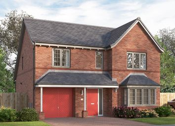 "Thumbnail 4 bed property for sale in ""The Overbury"" at St. Catherines Villas, Wakefield"