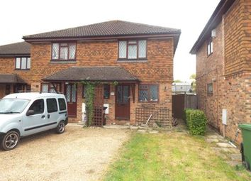 Thumbnail 2 bed semi-detached house for sale in Kingsmead, Biggin Hill, Westerham, Kent