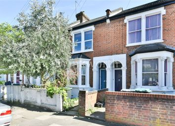 Thumbnail 3 bed terraced house to rent in Roslyn Road, London