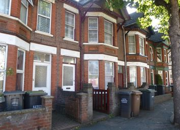 Thumbnail 3 bed terraced house for sale in Seymour Road, Luton