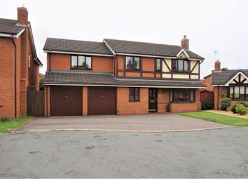 Broadlands Rise, Lichfield WS14. 5 bed detached house for sale