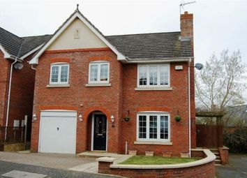 Thumbnail 4 bed detached house for sale in St Marys Way, Weedon, Northampton