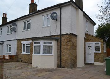 Thumbnail 5 bed semi-detached house to rent in Lavender Avenue, Mitcham, London