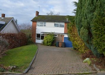 Thumbnail 4 bed detached house to rent in Wadesmill, Ware