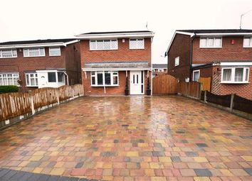 Thumbnail 3 bed detached house for sale in Aegean Close, Trentham, Stoke-On-Trent