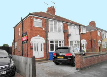 Thumbnail 3 bed property for sale in Golf Links Road, Hull