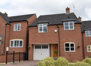 Thumbnail 3 bed detached house for sale in Simons Close, Swinford, Lutterworth