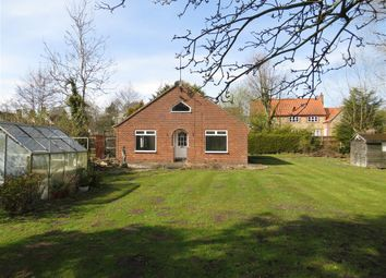 Thumbnail 2 bed detached bungalow for sale in Church Street, Litcham, King's Lynn