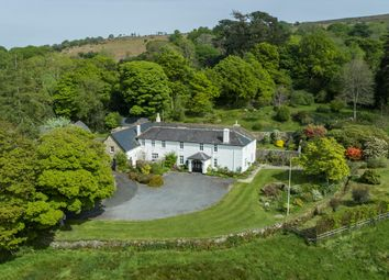 Manaton, Newton Abbot, Devon TQ13. 9 bed detached house for sale