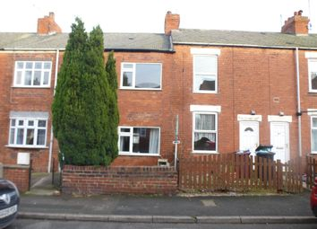 Thumbnail 2 bed property to rent in Welbeck Street, Creswell, Worksop