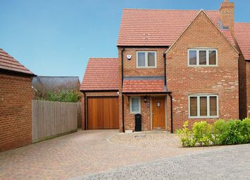 Thumbnail 3 bed detached house for sale in Acorn Park, Cranford Road, Burton Latimer, Kettering