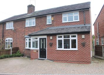 Thumbnail 3 bed semi-detached house to rent in Northward Road, Wilmslow
