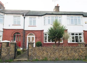 Thumbnail 3 bed terraced house for sale in Hollybush Road, Gravesend