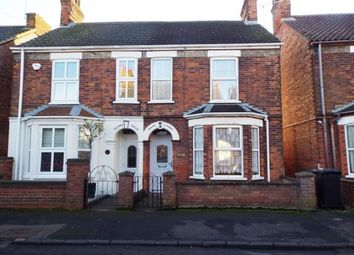 Thumbnail 2 bed semi-detached house for sale in King's Lynn, Norfolk