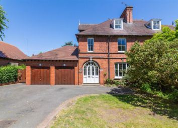 Thumbnail 6 bed semi-detached house for sale in Clifton Lane, Ruddington, Nottingham