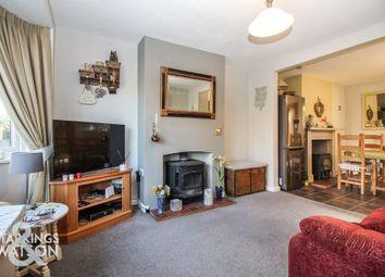 3 bed terraced house for sale in Cross Street, Hoxne, Eye IP21