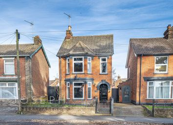 Thumbnail 3 bed detached house for sale in Nacton Road, Ipswich