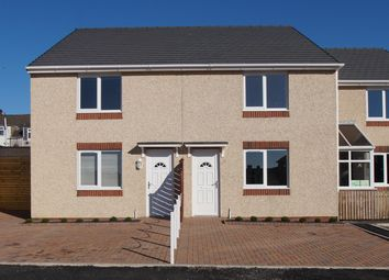Thumbnail 3 bedroom link-detached house for sale in Ehenside Court, Cleator