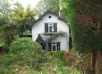 Thumbnail 2 bed detached house for sale in Village Road, Maeshafn, Mold, Denbighshire