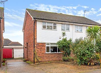 Thumbnail 3 bed semi-detached house for sale in Degema Road, Chislehurst