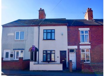 Thumbnail 2 bed terraced house for sale in Kirkhill, Shepshed